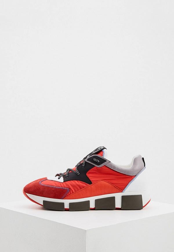 мужские низкие кроссовки vic matie, красные