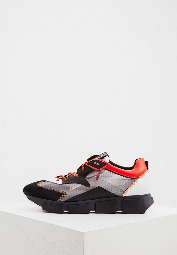 мужские низкие кроссовки vic matie, черные