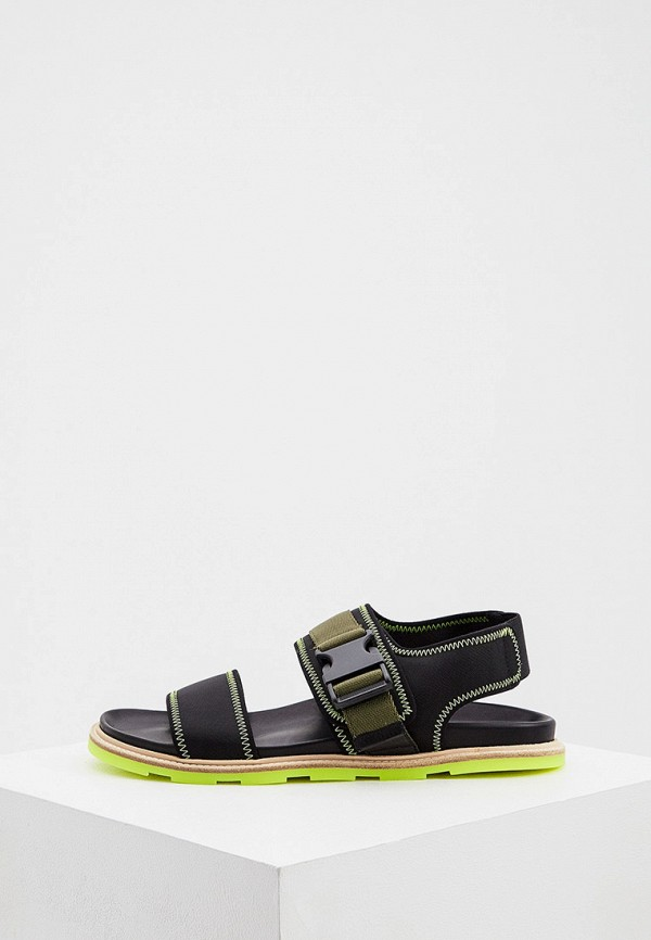 мужские сандалии vic matie, черные
