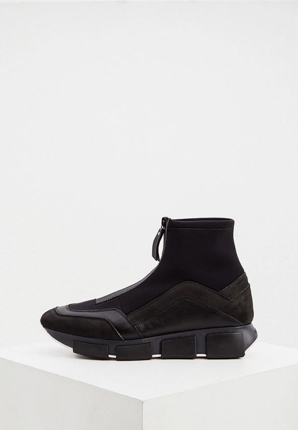 мужские кроссовки vic matie, черные