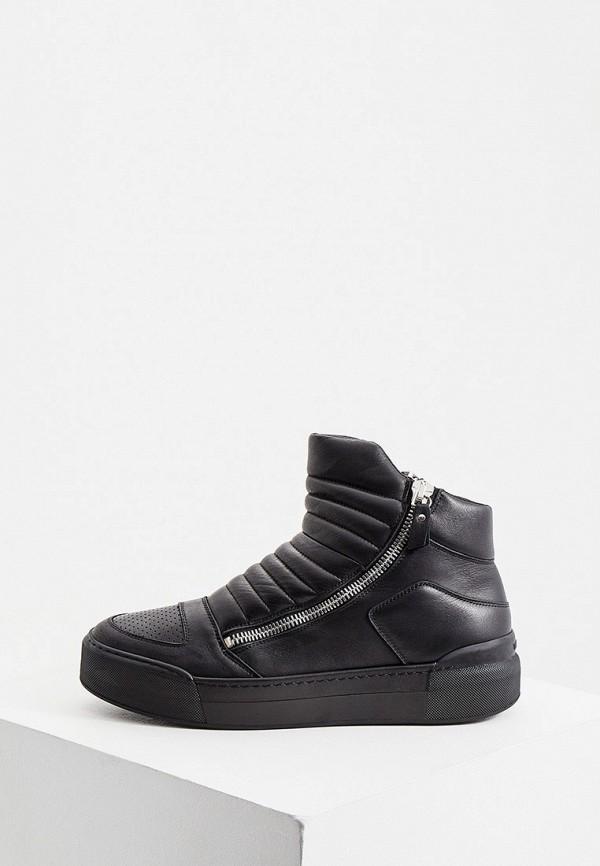 мужские ботинки vic matie, черные
