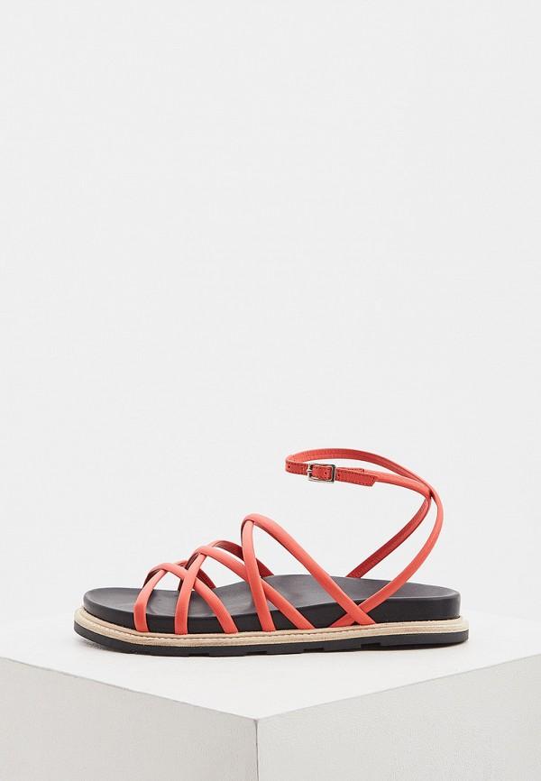 женские сандалии vic matie, красные