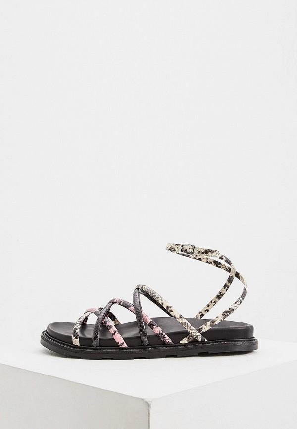 женские сандалии vic matie, серые