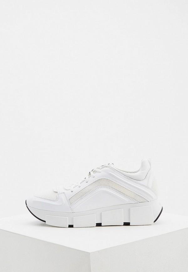 женские низкие кроссовки vic matie, белые