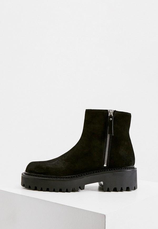 женские ботинки vic matie, черные