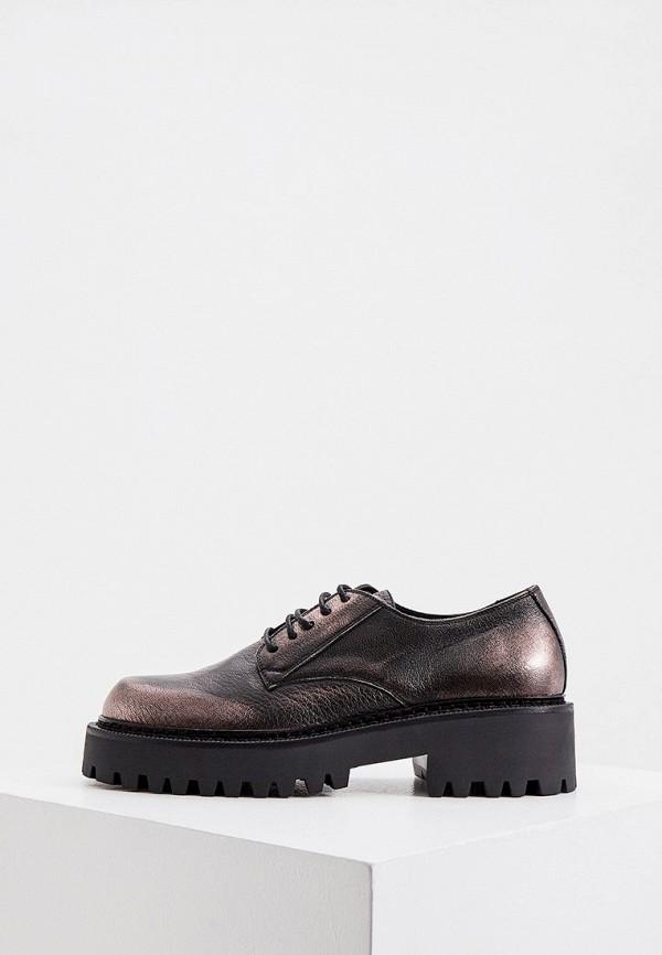 женские ботинки vic matie, коричневые