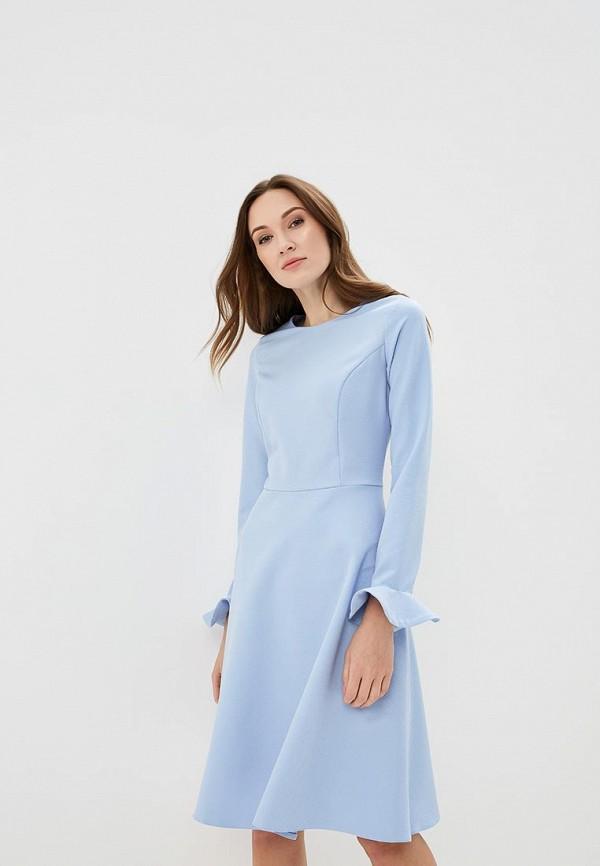 Купить Платье Vittoria Vicci, vi049ewbape3, голубой, Весна-лето 2018