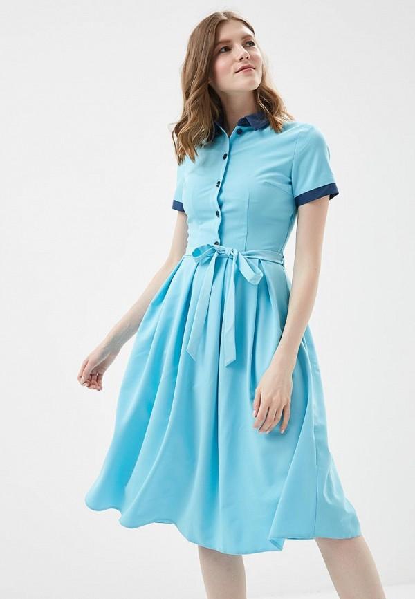 Купить Платье Vittoria Vicci, VI049EWBFVJ4, голубой, Весна-лето 2018