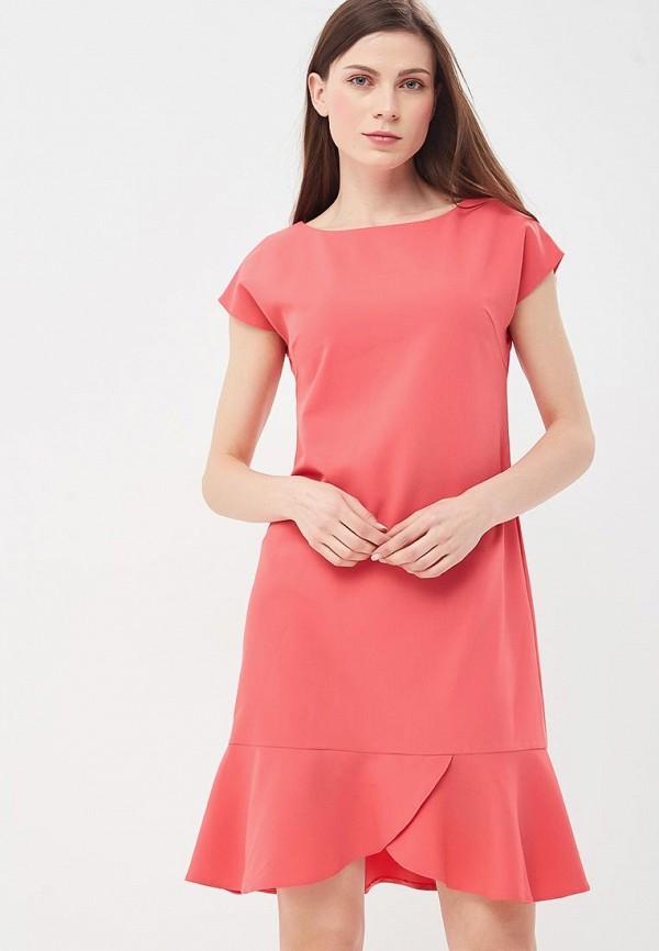 Купить Платье Vittoria Vicci, VI049EWBFVJ7, коралловый, Весна-лето 2018