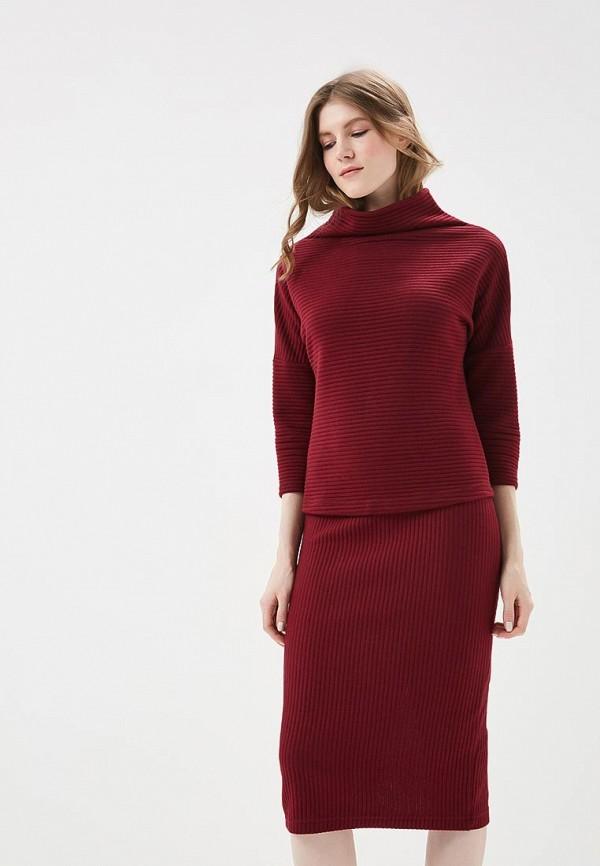 Фото - женский костюм Vittoria Vicci бордового цвета