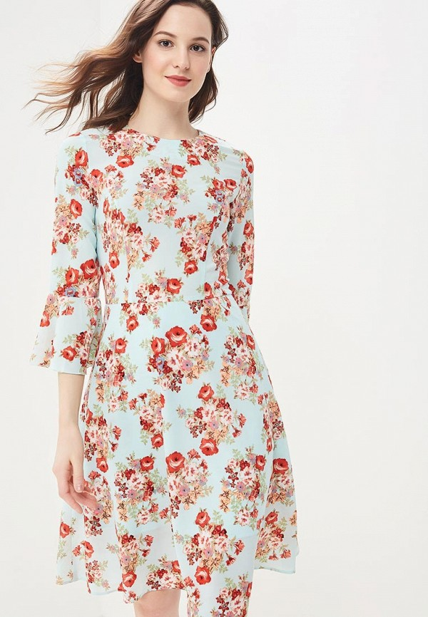 Купить Платье Vittoria Vicci, vi049ewbjfa6, голубой, Весна-лето 2018
