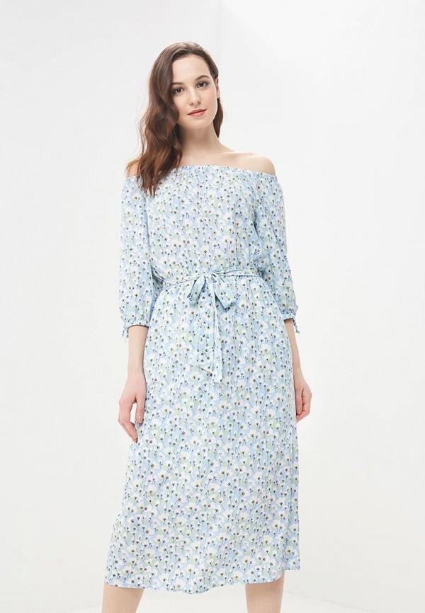 Купить Платье Vittoria Vicci, VI049EWBJFB0, голубой, Весна-лето 2018