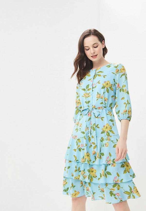 Купить Платье Vittoria Vicci, VI049EWBJFD1, голубой, Весна-лето 2018