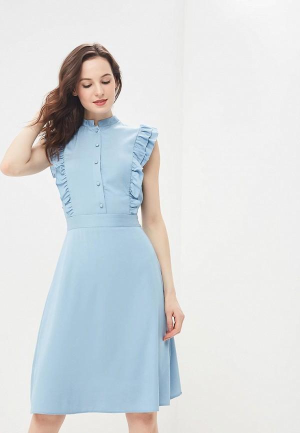 Купить Платье Vittoria Vicci, VI049EWBJFD2, голубой, Весна-лето 2018