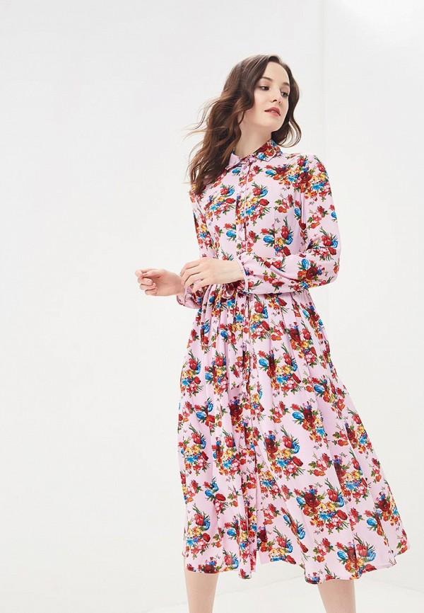 Купить Платье Vittoria Vicci, vi049ewbjfd8, розовый, Весна-лето 2018