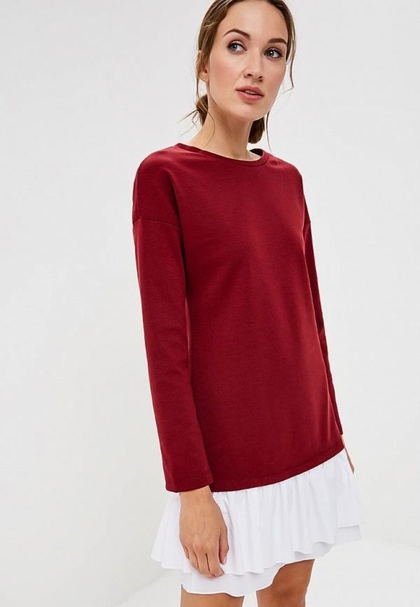Купить Платье Vittoria Vicci, VI049EWCENQ2, красный, Осень-зима 2018/2019