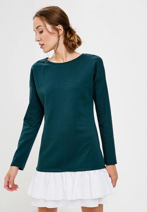 Купить Платье Vittoria Vicci, VI049EWCENQ3, зеленый, Осень-зима 2018/2019