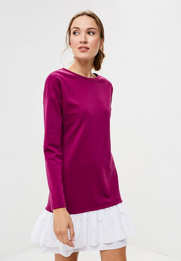 Купить Платье Vittoria Vicci, VI049EWCENQ4, фиолетовый, Осень-зима 2018/2019
