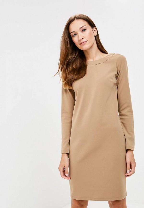 Купить Платье Vittoria Vicci, VI049EWCENR0, коричневый, Осень-зима 2018/2019