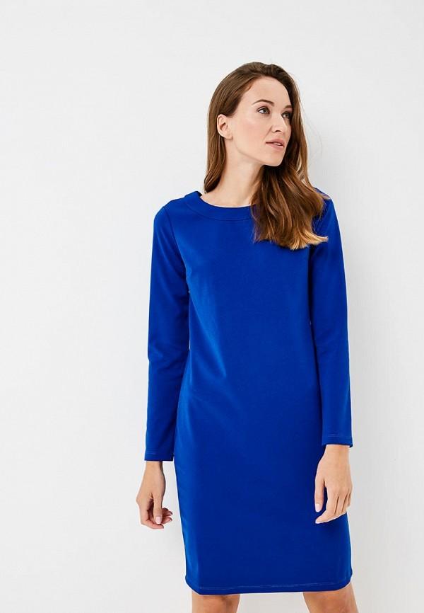 Купить Платье Vittoria Vicci, VI049EWCENR1, синий, Осень-зима 2018/2019
