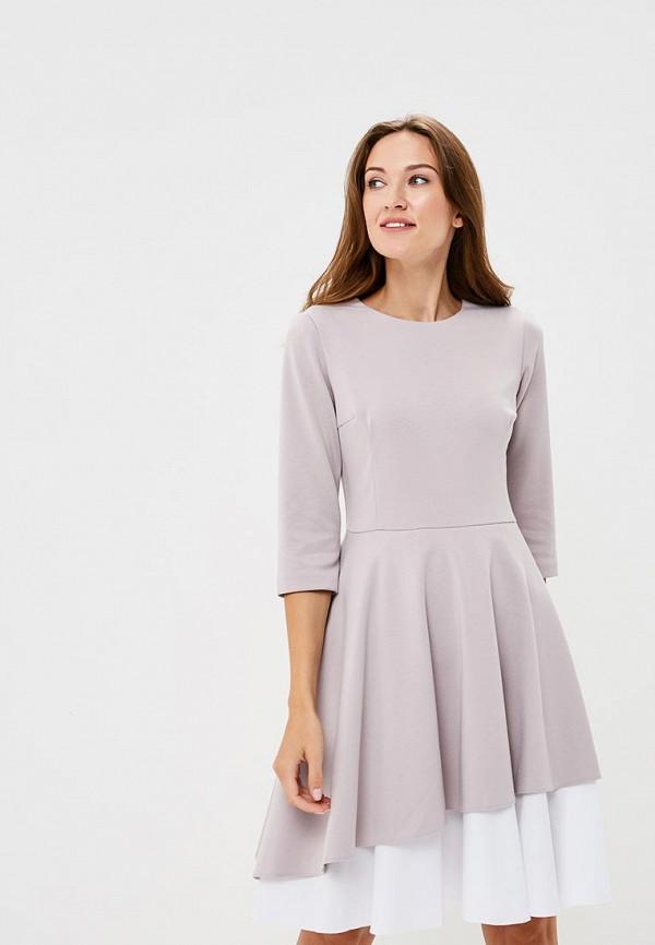 Купить Платье Vittoria Vicci, VI049EWCENR3, розовый, Осень-зима 2018/2019