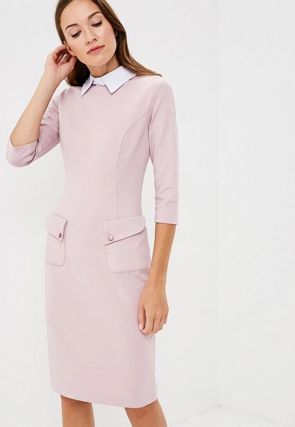 Купить Платье Vittoria Vicci, VI049EWCENR9, розовый, Осень-зима 2018/2019