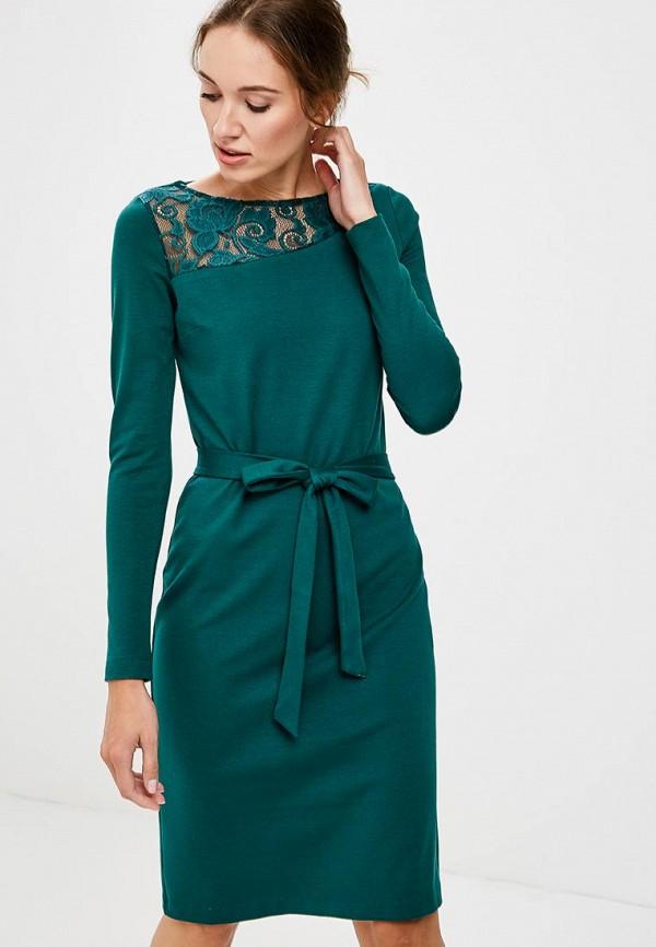 Купить Платье Vittoria Vicci, VI049EWCENS4, зеленый, Осень-зима 2018/2019