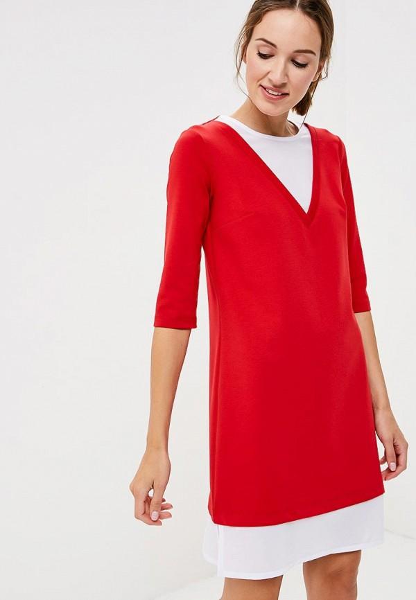 Купить Платье Vittoria Vicci, VI049EWCENS7, красный, Осень-зима 2018/2019