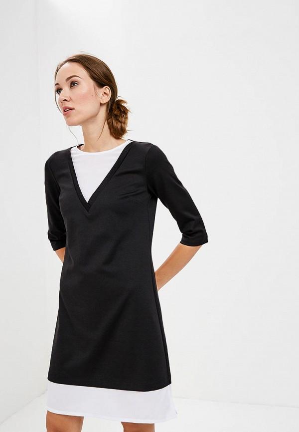 Платье Vittoria Vicci, vi049ewcent0, черный, Осень-зима 2018/2019  - купить со скидкой