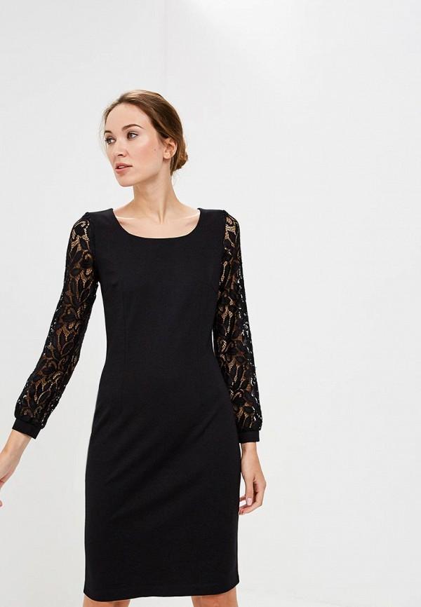 Купить Платье Vittoria Vicci, VI049EWCENT3, черный, Осень-зима 2018/2019