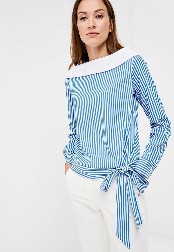 Купить Блуза Vittoria Vicci, VI049EWCENT8, голубой, Осень-зима 2018/2019