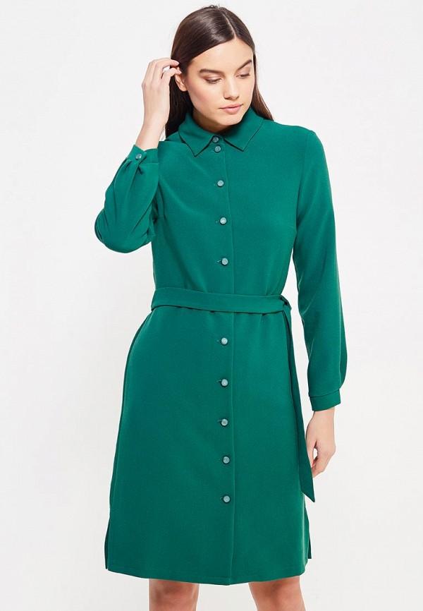 Фото - женское платье Vittoria Vicci зеленого цвета