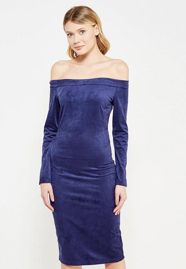 Купить Платье Vittoria Vicci, vi049ewysp40, синий, Осень-зима 2017/2018