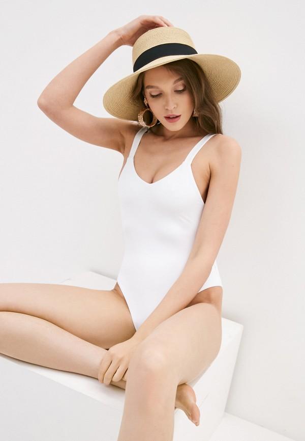 женский купальник vitamin a, белый