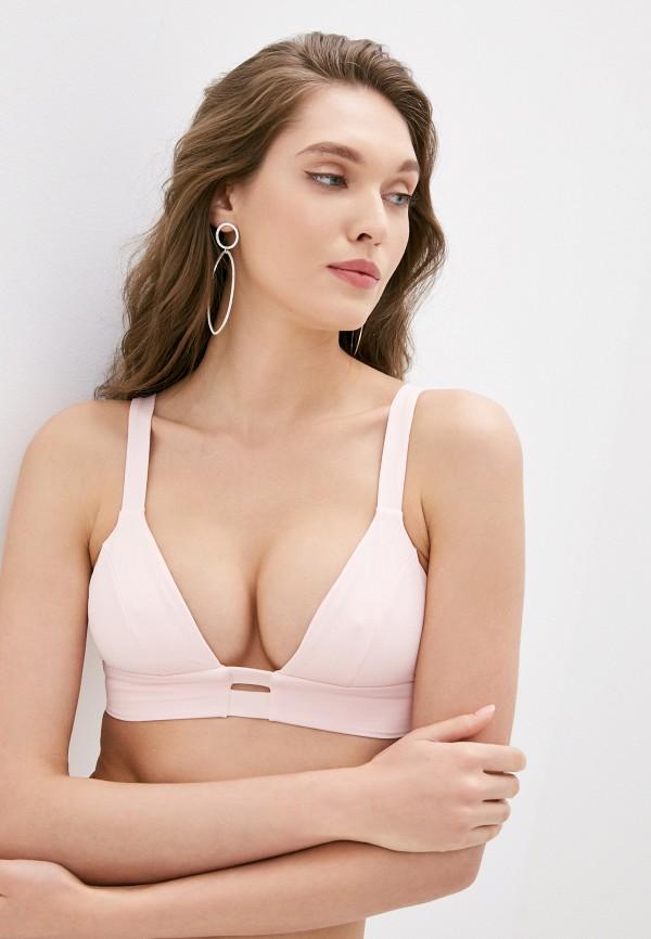 женский лиф vitamin a, розовый