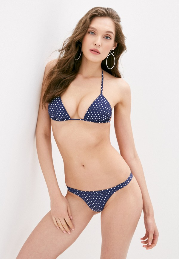 женский лиф vitamin a, синий