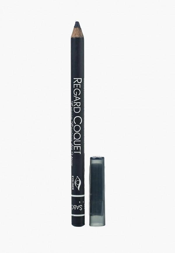 женский карандаш для глаз vivienne sabo, серый