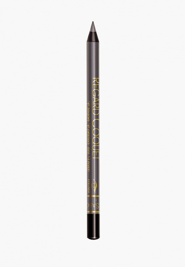 Карандаш для глаз Vivienne Sabo Vivienne Sabo VI054LWSER01 подводка для глаз водостойкая vivienne sabo waterproof liquid eyeliner