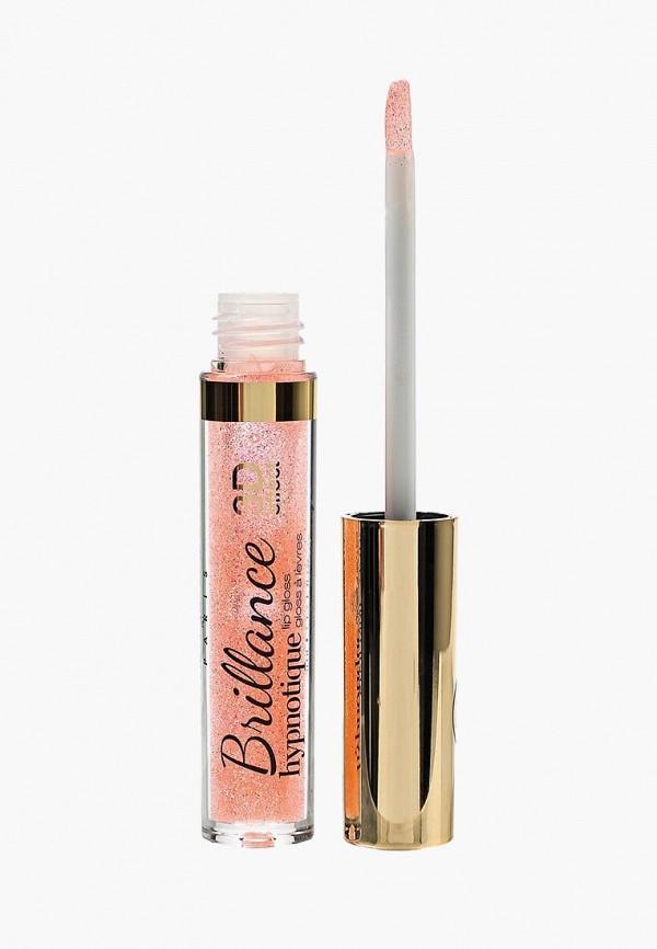Купить Блеск для губ Vivienne Sabo, с 3Д эффектом, тон 28, vi054lwser14, розовый, Весна-лето 2019
