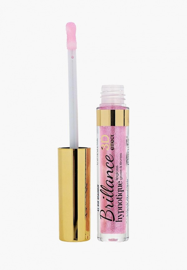 Купить Блеск для губ Vivienne Sabo, с 3Д эффектом, тон 34, vi054lwser19, розовый, Весна-лето 2019