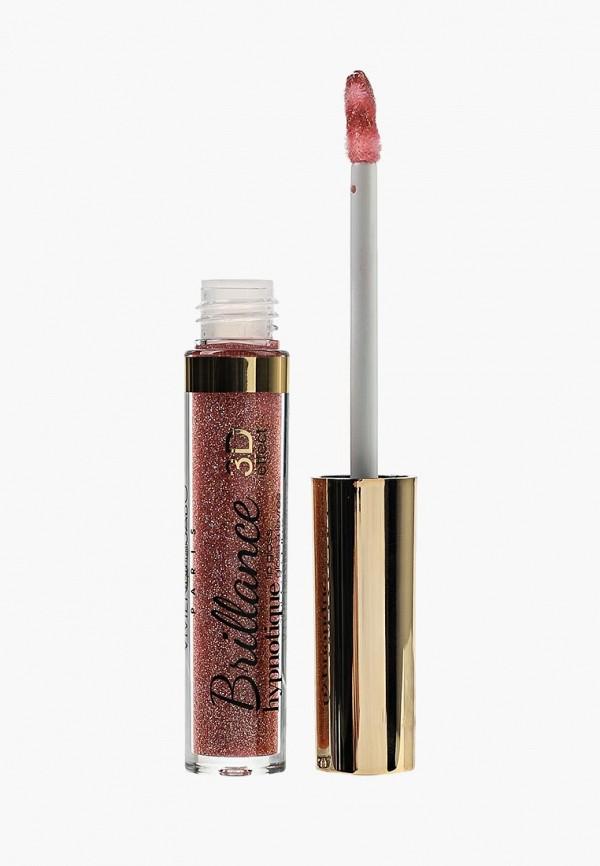 Купить Блеск для губ Vivienne Sabo, с 3Д эффектом, тон 45, vi054lwser28, розовый, Весна-лето 2019