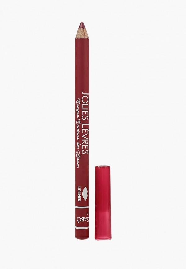 карандаш для губ vivienne sabo, розовый