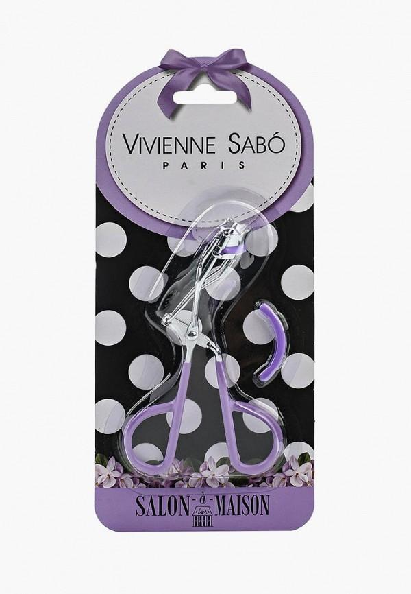 Щипцы для ресниц Vivienne Sabo Vivienne Sabo VI054LWSER85 подводка для глаз водостойкая vivienne sabo waterproof liquid eyeliner