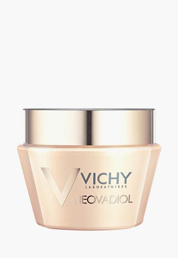Купить Крем для лица Vichy, дневной для нормальной кожи в период менопаузы, 50 мл., VI055LWCKCS8, прозрачный, Осень-зима 2018/2019