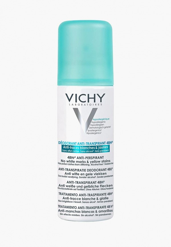 Дезодорант Vichy Vichy VI055LWCKCT7 шампунь vichy vichy vi055lwtxp73