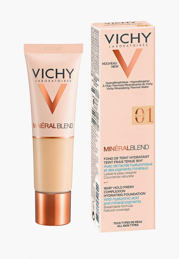 Тональная основа Vichy Vichy VI055LWGRRV1 шампунь vichy vichy vi055lwtxp73