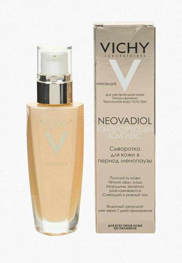 Купить Сыворотка для лица Vichy, Компенсирующий комплекс Neovadiol для кожи в период менопаузы 30 мл, VI055LWTXP66, золотой, Осень-зима 2018/2019