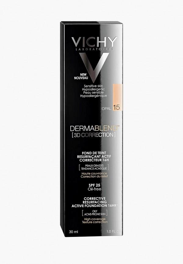 Тональное средство Vichy Vichy VI055LWTXP79 средство для снятия макияжа vichy vichy vi055lwzhb27