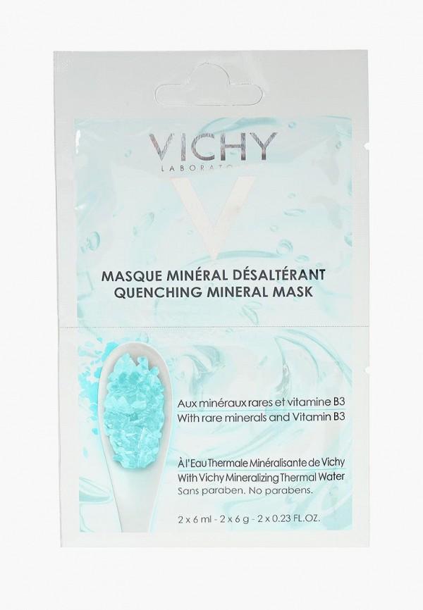 Купить Маска для лица Vichy, УспокаивающаяСаше 2Х6 мл, vi055lwtxp99, Осень-зима 2018/2019