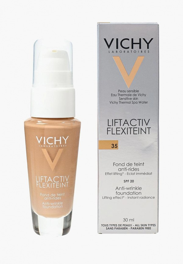 Тональное средство Vichy Vichy VI055LWUKQ70 lancome miracle cushion компактное тональное средство 110 ivoire c